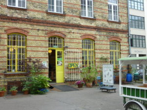 Berliner Büchertisch